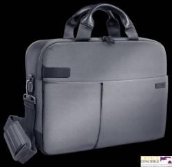 """Torba Smart na laptopa 15.6"""" srebrno-szary LEITZ 60160084"""