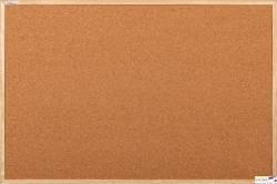 Tablica DATURA korkowa 150x100cm rama drewniana