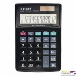 Kalkulator TOOR TR2296 12 pozycyjny wodoodporny