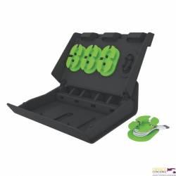 Ładowarka LEITZ COMPLETE XL czarna 62890095 do urządzeń mobilnych