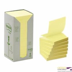 Bloczki ekologiczne Z-notes R330-1T żółty (16) FT510280090 3M