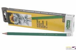 Ołówek syntet.HB z gumką (12) 009161 Leviatan