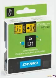 Taśma 12mm/7m czarny /żółta 45018 DYMO S0720580