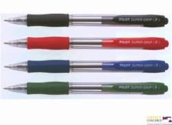 Ołówek automatyczny SUPER GRIP 185 niebieski  H-185-SL-L PILOT