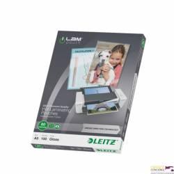 Folia do laminacji LEITZ iLAM UDT A5 80 mic. 74920000