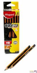 Ołówek BLACKPEPS JUMBO HB 854021 MAPED