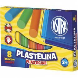 Plastelina 8 kol.        ASTRA 83814902