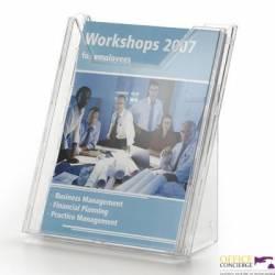 Półka na czasopisma COMBIBOXX A4 przezroczysta DURABLE 8578-19