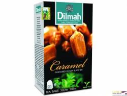 Herbata DILMAH karmelowa 20 torebek, 1,5g