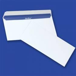 Koperty podłużne DL białe z oknem, okno prawe (op. 400 szt.) S.MAIL Superer Mail 06003NC/11239230 eleganckie