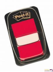 Zakładki indeksujące POST-IT 25x43mm czerwone 680-1 50sztuk 3M