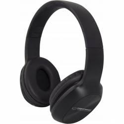 Słuchawki bluetooth czarne TIENTO EH214K