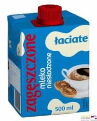 Mleko ŁACIATE UHT zagęszczone niesłodzone 500 ml