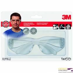 Okulary ochronne  Virtua  AP Clear 3M   XA004838695