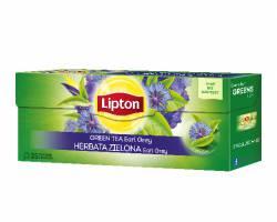 Herbata LIPTON earl grey green - zielona, 25 torebek