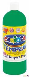 Farba CARIOCA TEMPERA 1000ml zielony (ko03/12) 170-1450