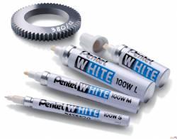 Marker X100 WL biały PENTEL