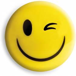 Magnesy do tablic żółty uśmiech 30/6 GM301-SY6
