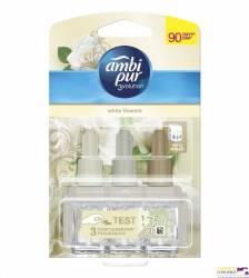 Wkłady do odświeżacza AMBI PUR 3volution White Flower 20ml 1150214