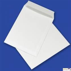 Koperty B4 samoklejące z paskiem HK białe 100g (op. 250 szt.) NC 31732030