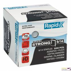 Zszywki 9/14 5M 5000szt Strong 24871500 RAPID