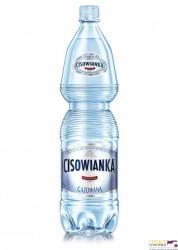Woda Cisowianka gazowana 1,5 litra