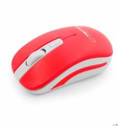 Mysz bezprzewodowa 24GHz URANUS czerwonobiała ESPERANZA EM126WR
