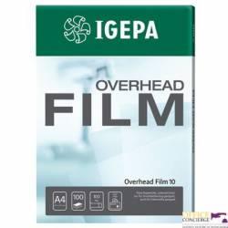 Folia A4(100)OVERHEAD FILM 50 88106A przez.do lasera