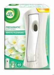 Odświeżacz AIR WICK Freshmatic Białe Kwiaty 250ml - Komplet