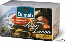 Herbata Dilmah Naturally ZESTY LEMON (20 kopert) 30g