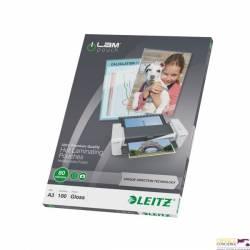 Folia do laminacji LEITZ iLAM UDT A3 80 mic. 74850000