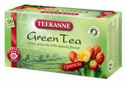 Herbata zielona z opuncją Teekanne Green Tea Opuncia, 20 torebek