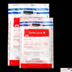 Koperty bezpieczne foliowe B4 przezroczyste op. 50 szt. EMERSON