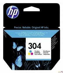 Tusz HP 304 (N9K05AE) kolor 100str
