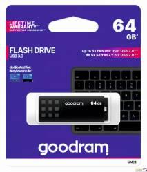 Pamięć USB GOODRAM 64GB UME3 czarny USB 3.0 UME3-0640K0R11