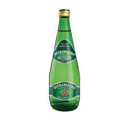 Woda OSTROMECKO 0,3L niegazowana w szklanej butelce, zgrzewka 12 szt