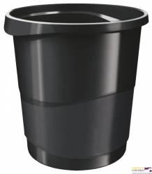 Kosz na śmieci ESSELTE EUROPOST VIVIDA 14l czarny 623952
