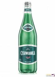 Woda Cisowianka Classique niegazowana 0,7 litra w szklanej butelce