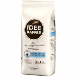 Kawa IDEE KAFFEE 1KG ziarno CAFFE CREMA