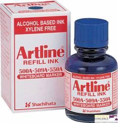 Tusz do markerów WHITEBOARD 20ml niebieski AR-050 Artline TOMA