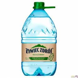 Woda źródlana Żywiec Zdrój, 5 litrów