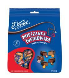 Cukierki czekoladowe mieszanka wedlowska, E. Wedel 356g