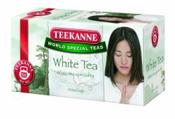 Herbata biała Teekanne White Tea speciality, 20 torebek