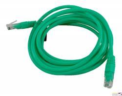 Kabel UTP CAT 5E PATCHCORD 3m zielony EB275G ESPERANZA