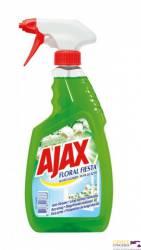 Płyn do mycia szyb AJAX 500ml Floral Fiesta ( zielony ) z rozpylaczem