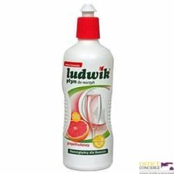 Płyn do mycia naczyń LUDWIK 500 ml grapefruit  *9711