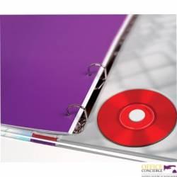 Kółeczka 11671 CD/DVD przyklej ane APLI(35)do wpięcia płyty
