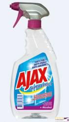 Płyn do mycia szyb AJAX 500ml SUPER EFEKT aktywna piana +alkohol 70874