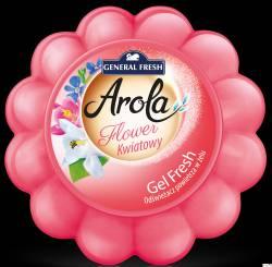 Odświeżacz dynia AROLA GEL FRESH 150g kwiat GENERAL FRESH