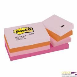 Blocz. 38x51  paleta  RADOSNA 653FLJO 12szt.POST-IT 3M   FT510283441